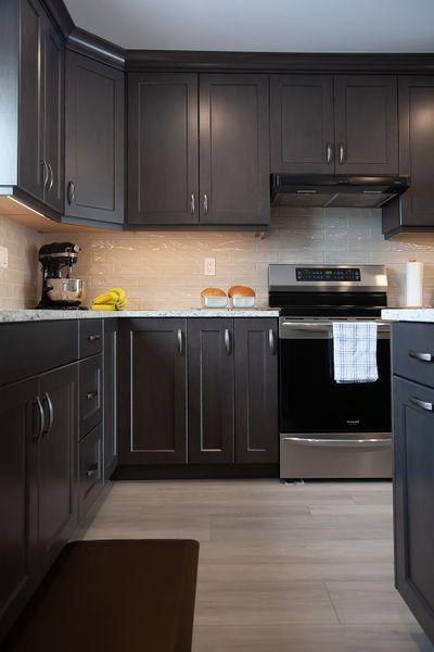 Custom Kitchen Cabinet Gallery