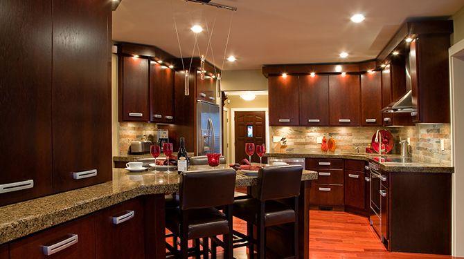 Kitchen cabinet renovations