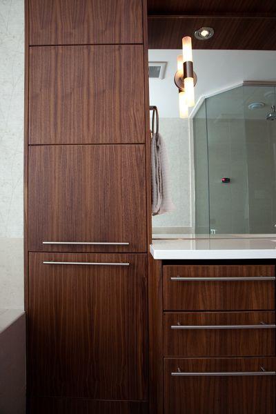Custom Bathroom Cabinet Gallery